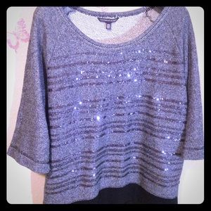Victoria's Secret women's sweater, short sleeves